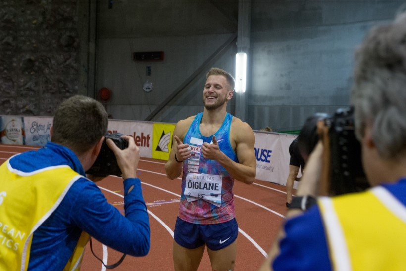 Janek Õiglane IAAFi intervjuus: tahame, et kõik tuleks raske töö tulemusena!