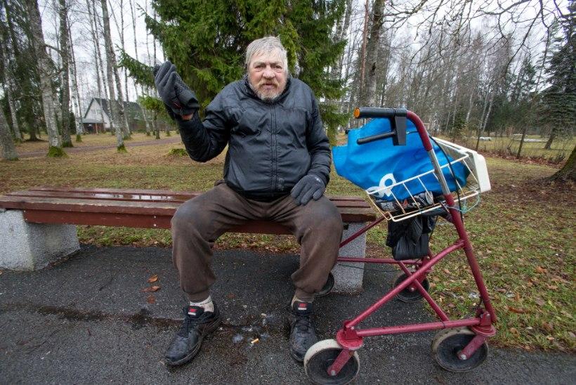 Mart Järviku poeg ajas ära maaeluministri kodukandis uudistavad ajakirjanikud