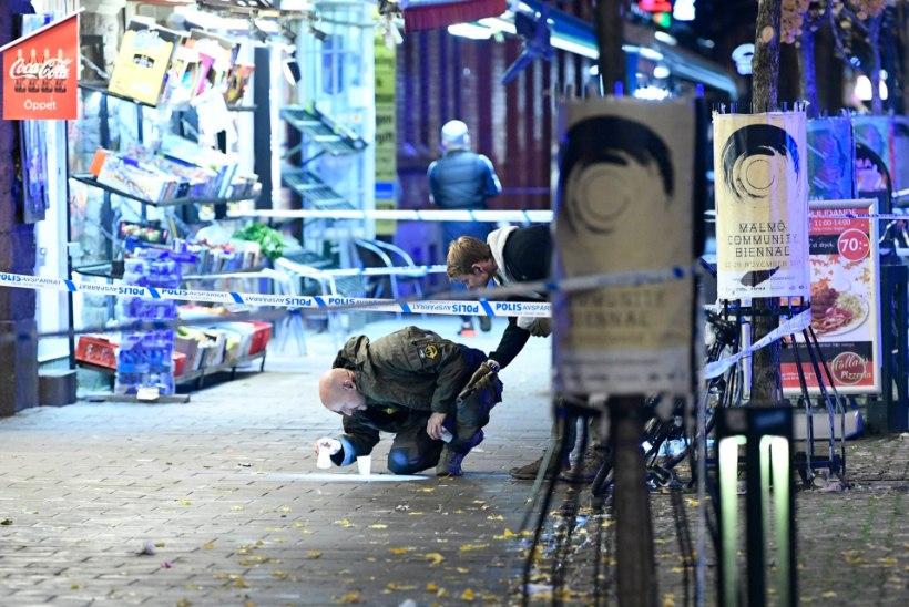 Malmös hukkus tulevahetuses teismeline nooruk