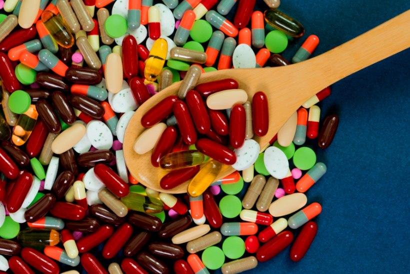 Kas vitamiinid tõstavad kehakaalu?