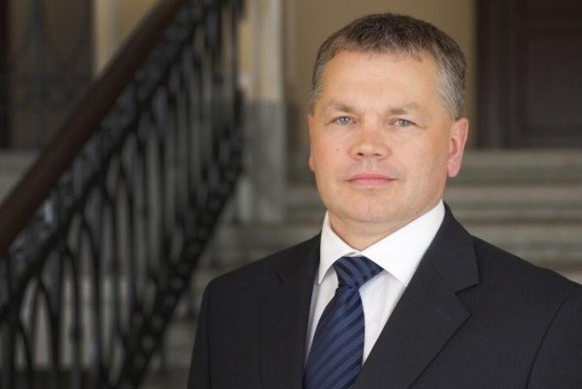 Mart Järvik tegi ettepaneku maaeluministeeriumi kantsleri vallandamiseks