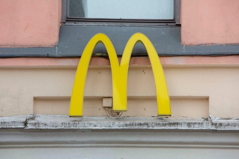 """McDonald's vihastas Portugalis kliendid välja """"Sundae, bloody Sundae"""" reklaamiga"""