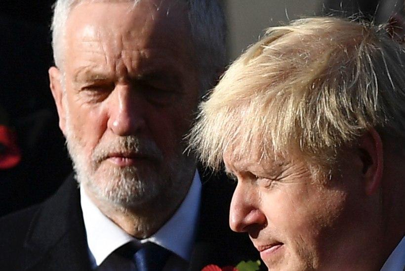PÕNEVUS KASVAB: valimisteni Suurbritannias jääb üks kuu