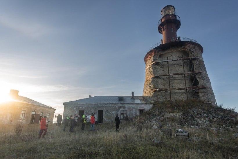 FOTOD | 300aastast Keri tuletorni hakatakse renoveerima