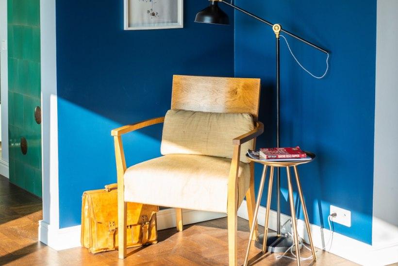 KODULUGU | Maalilise vaatega värviküllane kodu Viljandis