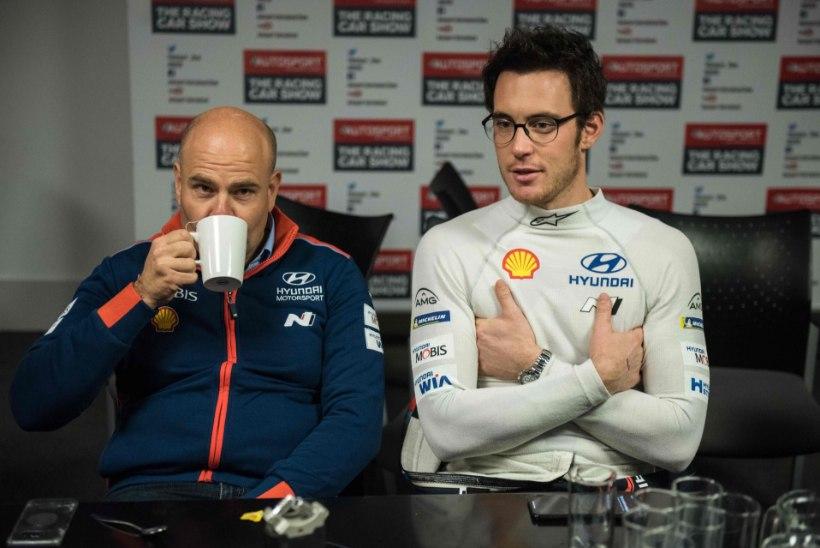 Esimese WRC tiitli võitnud Hyundai boss: võime kõik uhked olla