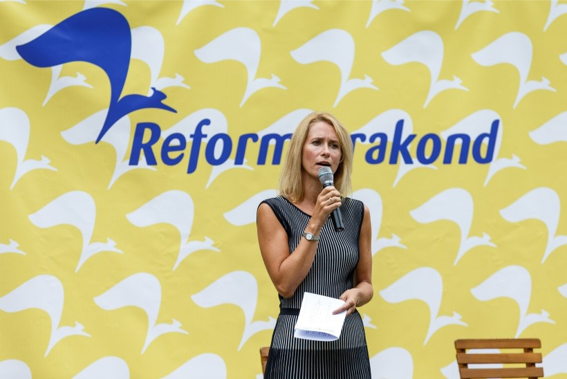 MÄLUMÄNG | Reformierakond – 25
