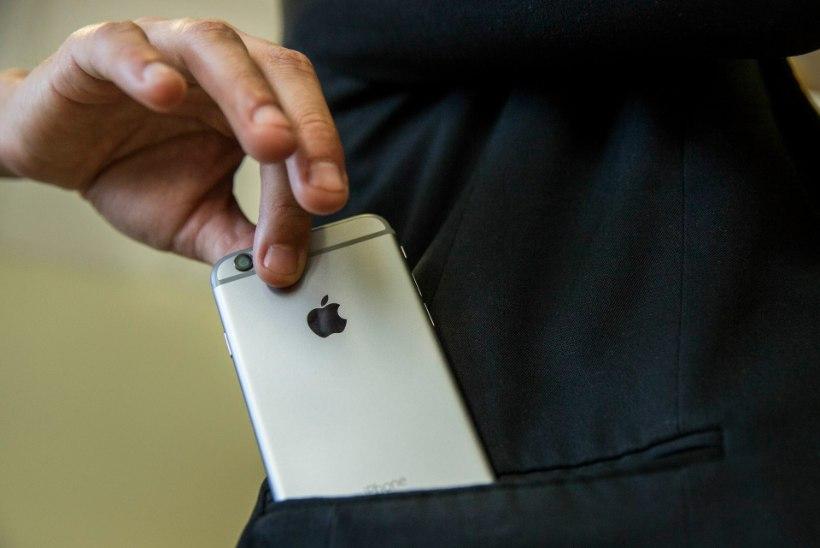 Ettevaatust, petuskeem! Välismaal varastatud telefonile tehakse hiiglaslik arve