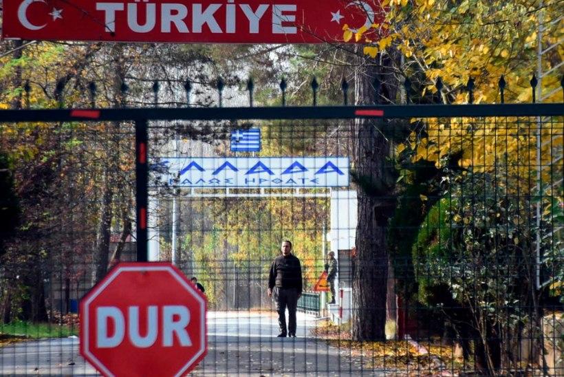 Türgist välja saadetud ISISlane lihtsalt seisab Kreeka piiril. Erdogan: pole meie mure!