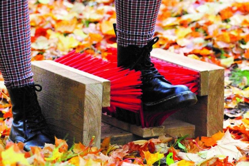 Pori, lörts ja lumi jäägu õue! Meisterda ise tõhus jalanõude puhastaja!