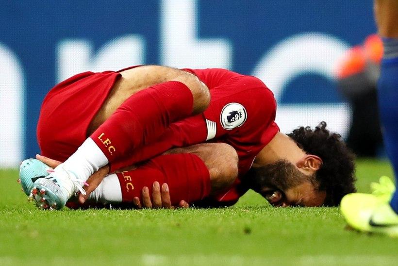 Liverpooli staar sai vigastada ning jääb koondisemängudest kõrvale