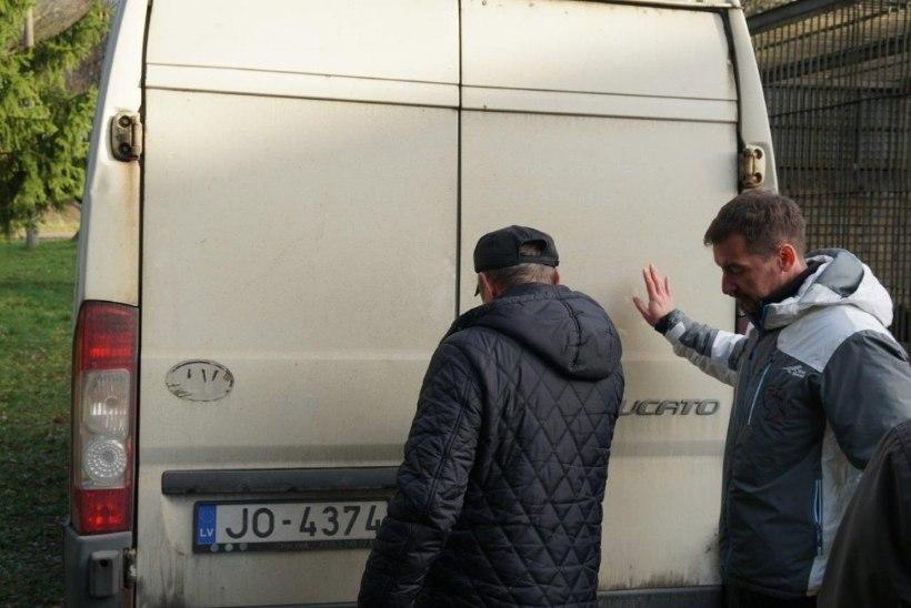 VIDEO JA FOTOD | Mõmmik Proša jõudis tagasi koju!
