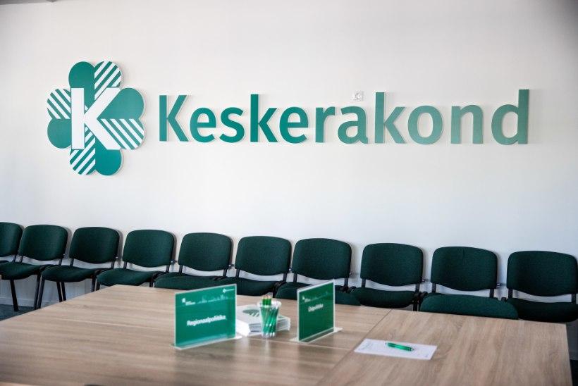 Riigikohus võttis arutada Keskerakonnale pandud 110 000 eurose nõude