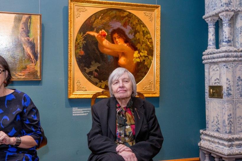 Eesti Kunstimuuseum kuulutas võltsitud maalid tippteosteks