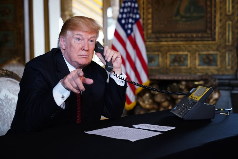 VIDEO | Algas Donald Trumpi ametist eemaldamise telesõu
