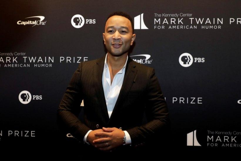 Laulja John Legend kuulutati maailma seksikamaks meheks