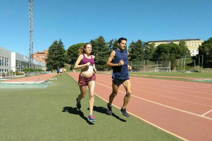 FOTOD JA VIDEO | Viimase vindi peal rase maratoniäss ei kavatsegi treenimist lõpetada!