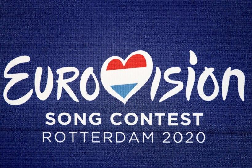 Ukraina ja Bulgaaria on tagasi! Eurovisionil osaleb 2020. aastal 41 riiki