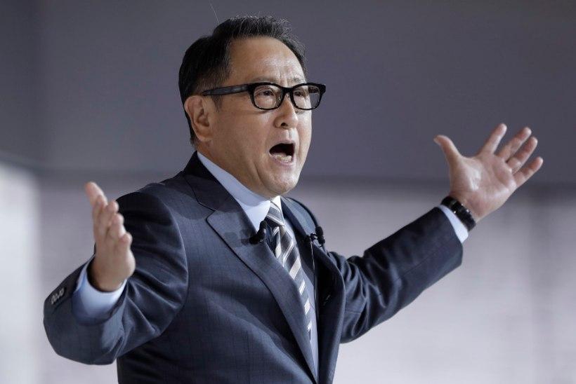 Toyota president usub, et rallitiim võiks Tänaku lahkumise järel veelgi tugevamaks saada