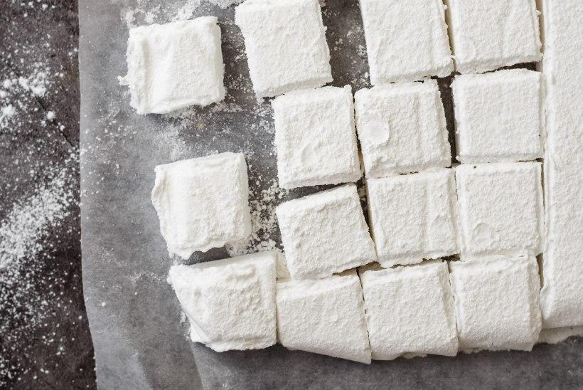 Kodused vahukommid viivad keele alla