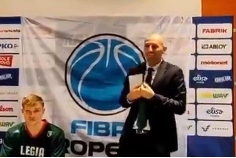 HIRMNALJAKAS VIDEO | Tartu Ülikooli asemel eurosarja pääsenud Soome klubi paiskas vastaste aadressil uskumatuid käkke