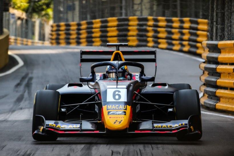 Suurepärast kiirust näidanud Jüri Vipis jättis Macau GP ajasõidus tšempioni kaugele maha