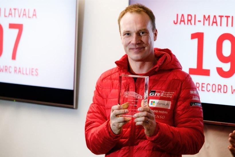 Soome meedia: Jari-Matti Latvala võib pöörata pilgud Hyundai poole