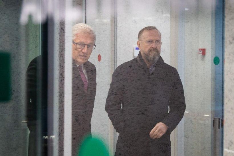 FOTOD KOHTUST | Mati Alaverile määrati tingimisi vanglakaristus!
