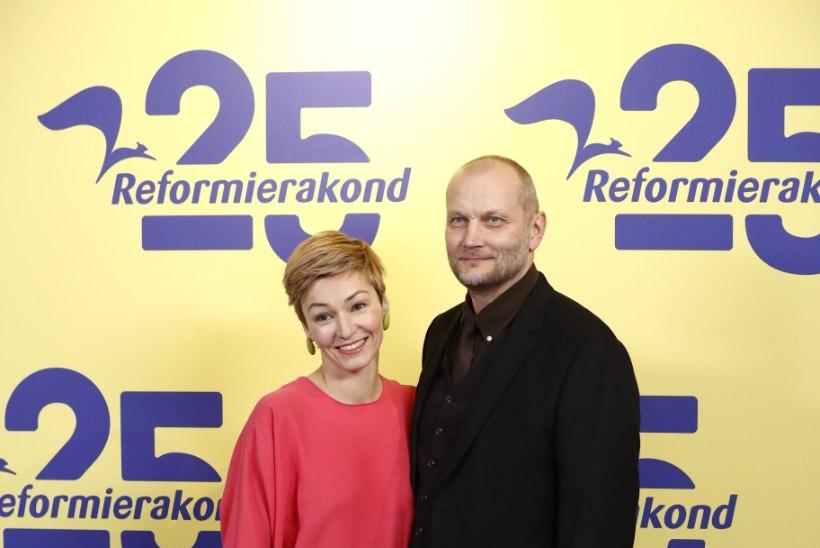 GALERII | Vaata, kuidas Reformierakond tähistab 25. sünnipäeva!