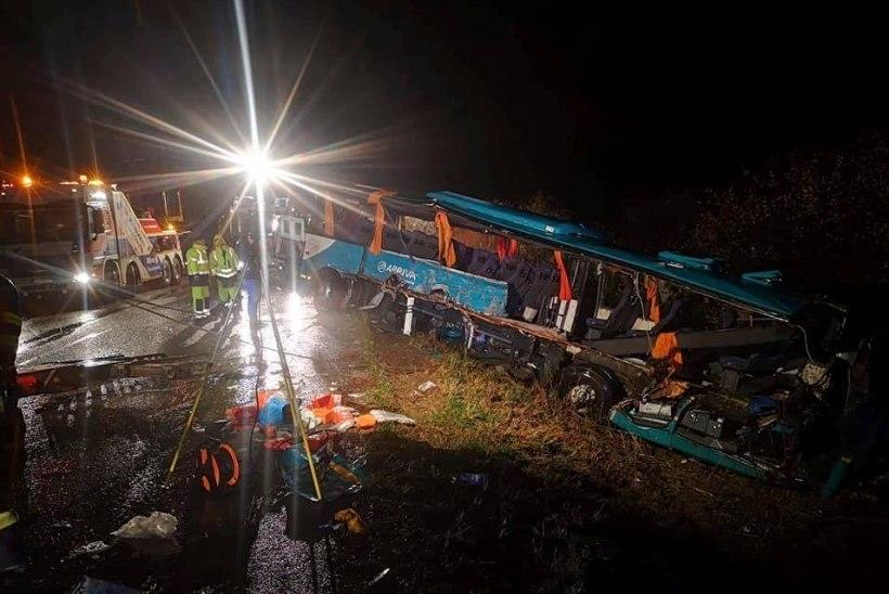 LEINAPÄEV: Slovakkia mälestab ränga liiklusõnnetuse ohvreid