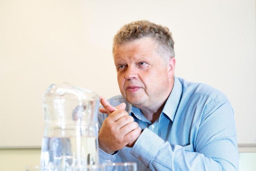 PEAD VEEREVAD: kas Järvik kangutab kohalt järgmist riigiametnikku? Asekantslerile tuli temast vabanemise plaan üllatusena