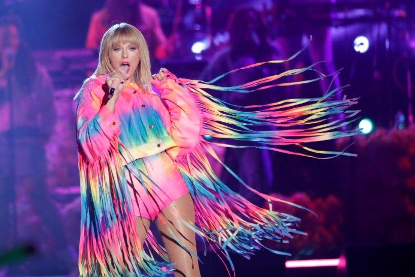 SKANDAAL: Taylor Swiftil ei lubata oma hitte esitada