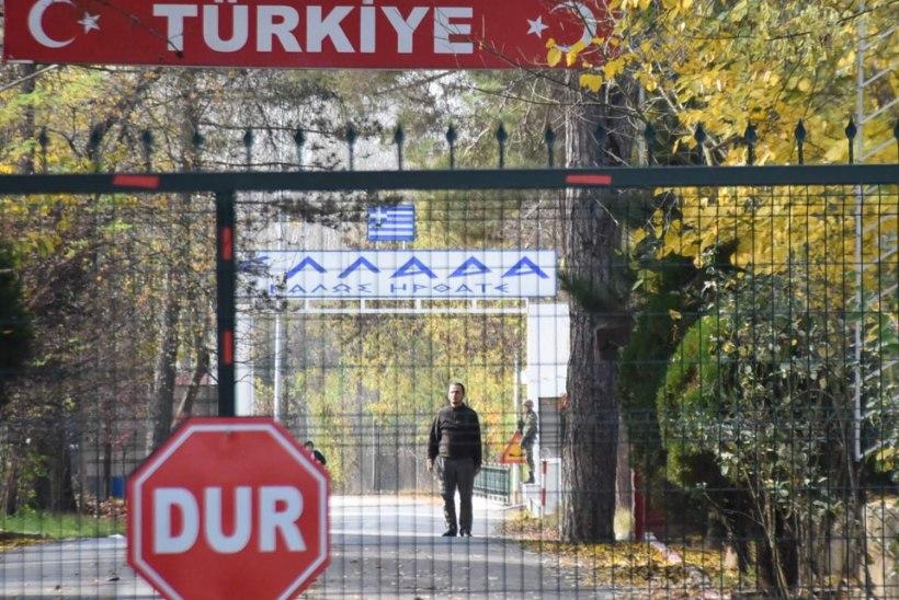 Türgi saadab Kreeka piirile jõlkuma jäänud terroristi ikkagi USAsse