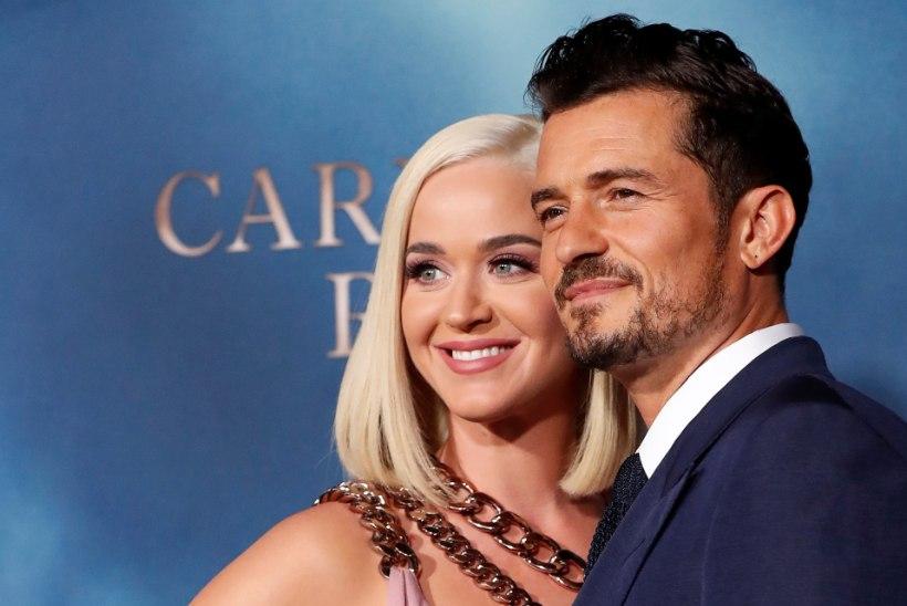 Orlando Bloom kibeleb Katy Perryga lapsi saama