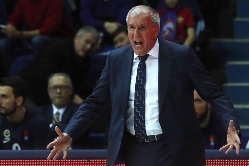 MAHLAKAS VIDEO | Kriisis Euroliiga gigant sai hävitavalt lüüa, ülikogenud treener saatis kõik mängijad pimedasse kohta!