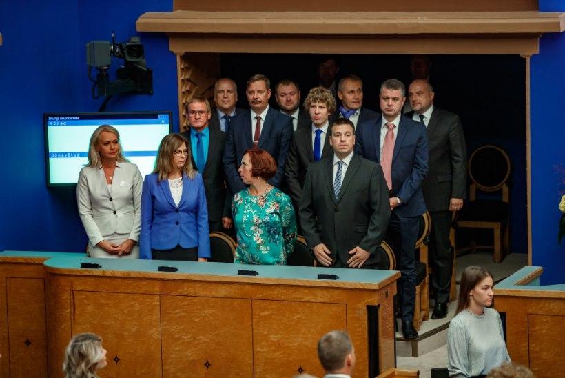 KAS MÄLETAD KÕIKI SKANDAALE? Meeletud poolteist kuud Eesti poliitikas!