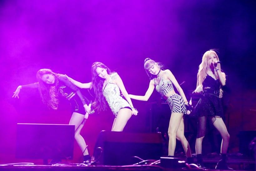 K-popi tüdrukutebänd püstitas uhke rekordi