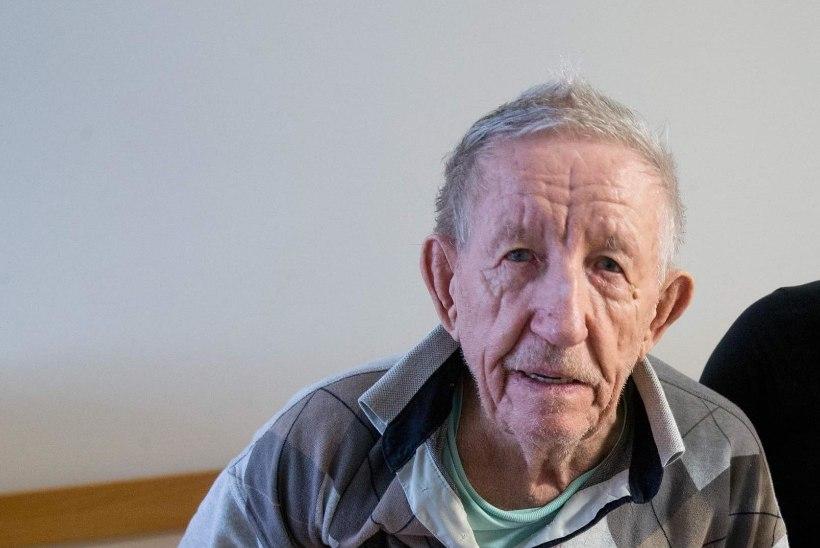 """Kodupõlengu tagajärjel hooldekodusse sattunud papi: """"Tahaksin oma inimesi näha. Kasvõi kordki veel..."""""""