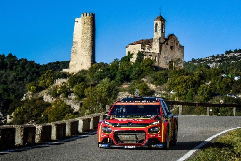 AMETLIK! Citroen kinnitas WRC sarjast lahkumist, aga millal?