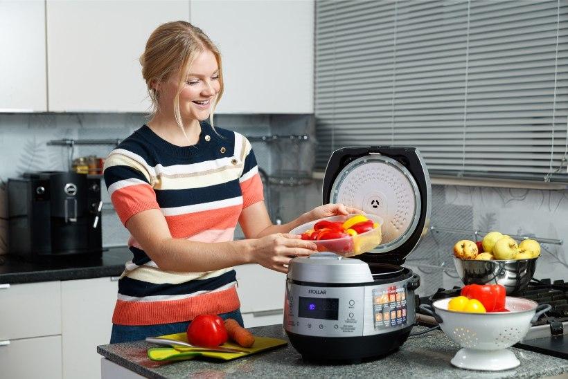 Nüüdisaegsed köögiabilised: multicooker, slow cooker ja pressure cooker