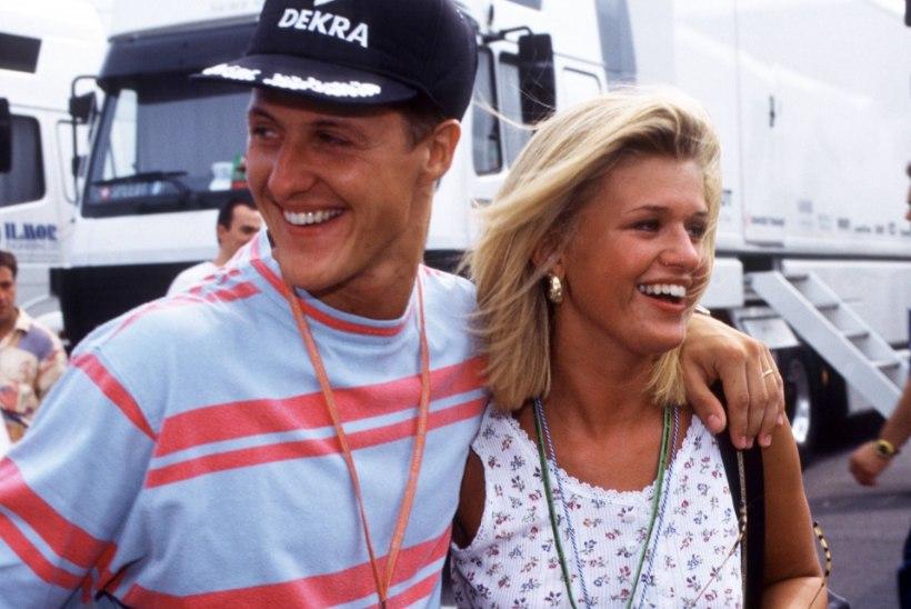Schumacheri abikaasa pareerib süüdistusi: ma täidan lihtsalt Michaeli soovi!