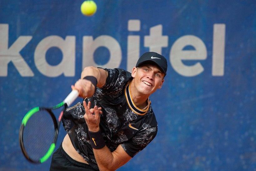 VAHVA! Noor Eesti tennisist võitis Tuneesias karjääri esimese ITFi turniiri