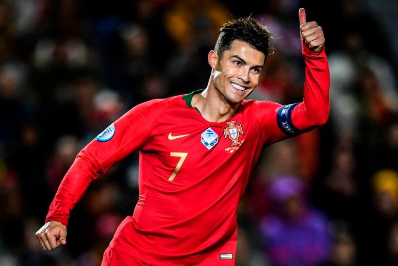 HULL MEES! Cristiano Ronaldo võib jõuda täiesti pöörase verstapostini