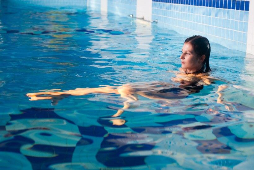 Seitse põhjust, miks ujumine on ülekaalulisele soovitatav