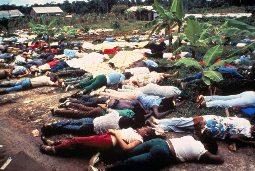 MINEVIKUHETK   18. november: üle 900 sektiliikme tegi hullunud juhi käsul enesetapu
