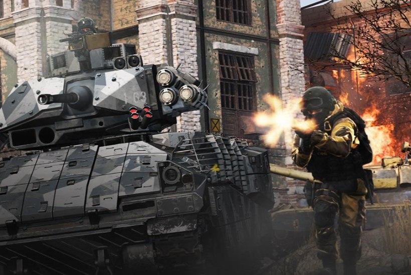 """VÕIMAS! Massiivne leke väidab, et """"Call of Duty: Modern Warfare"""" saab 200-pealise battle royale mängulaadi"""