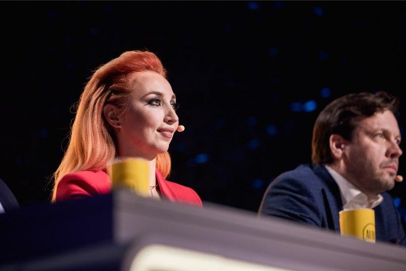 Tanja Mihhailova-Saar näosaate Eleryni võidujadast: ta on väga andekas!
