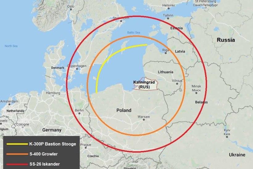 USA ekspert: Venemaa vallutaks Eesti mõne päevaga