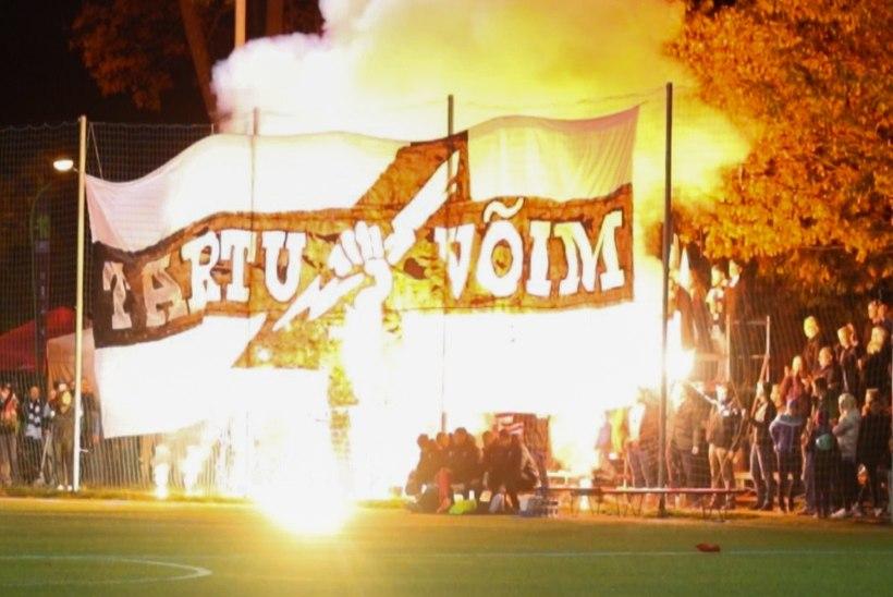 FOTOD | Tohoh! Welco jalgpalliväljak kerkib kohe Eesti Rahva Muuseumi kõrvale