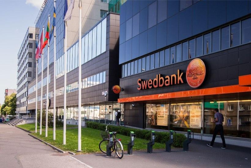 Swedbank pääses väärteomenetlusest, et kriminaalmenetlus saaks jätkuda